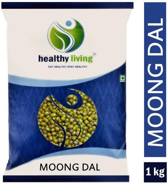 healthy living Moong Dal (Whole)