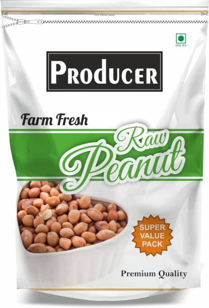 PRODUCER Red Raw Peanut (Whole) (Raw Peanut, Groundnut Seeds, Sheng dana)