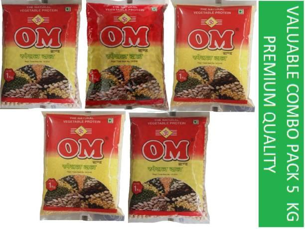 OM Combo (URAD SABUT, ARHAR, CHOLA, RAJMA, Moong yellow)
