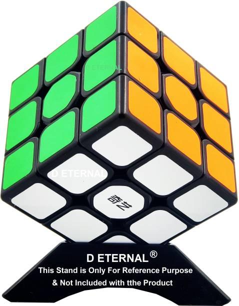 D ETERNAL Cube QiYi Sail W Speed Cube High Speed Magic Puzzle Cube
