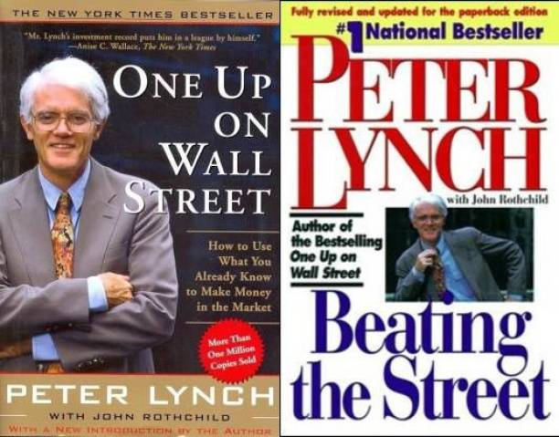 One Up On Wall Street + Beating The Street