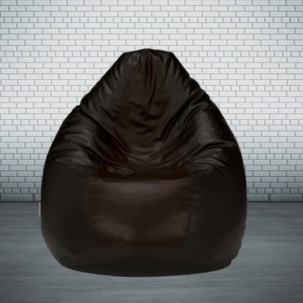 SHIRA 24 XXXL (Filled ) Teardrop Bean Bag  With Bean Filling