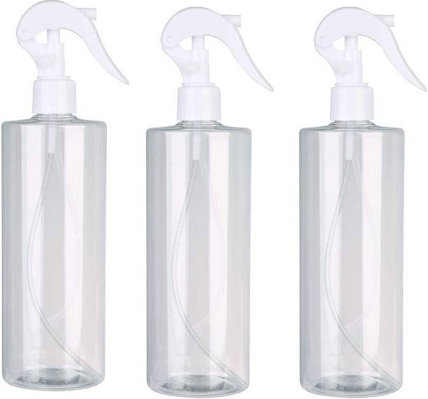 MOP'N'ME Empty Trigger Spray Bottle for Sanitizer Sprayer Bottle for Home, Office ,Hospital 500 ml Spray Bottle