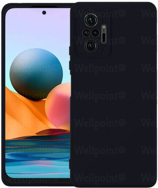 Wellpoint Back Cover for Mi Redmi Note 10 Pro, Mi Redmi Note 10 Pro Max