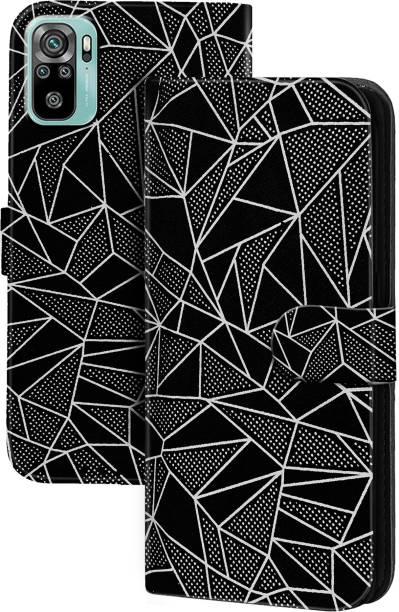 Knotyy Flip Cover for Mi Redmi Note 10