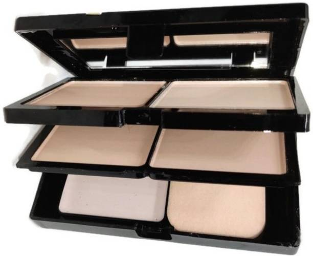SKYBOAT COMPACT POWDER CREATE A NATURAL BRIGHTENING LOOK AND COMFORTABLE PERFECT FOR OILY SKIN Compact