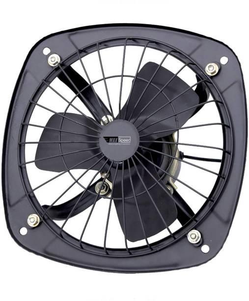 Max Speed Exhaust Fan 300 mm 300 mm 4 Blade Exhaust Fan