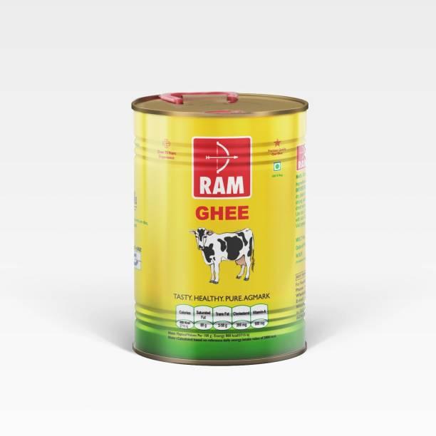 Ram Cow Ghee 5 L Tin