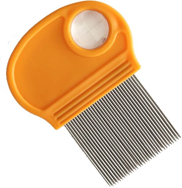 Vreeny Metal Teeth Lice Comb