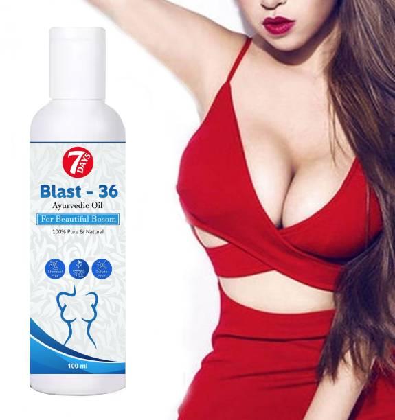 7 Days Blast-36 Lotion Cream For Breast Growth Breast Tightening softening Organic Nipple Cream oil Lotion Gel