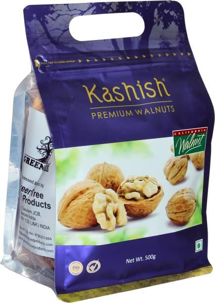 Kashish INSHELL PREMIUM WALNUT (Akhrot) Pack of 1 Walnuts