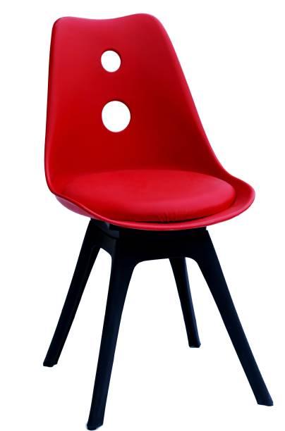 Tarun CAFE CHAIR Plastic Living Room Chair