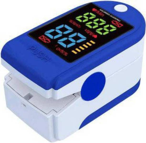 HyperTrex Digital Fingertip Pulse Oximeter with SpO2 and Heart Pulse Rate Monitor Pulse Oximeter Smart Digital LK 87/01 Oxygen Saturation n Blood Pressure Pulse Oximeter Pulse Oximeter Pulse Oximeter Pulse Oximeter