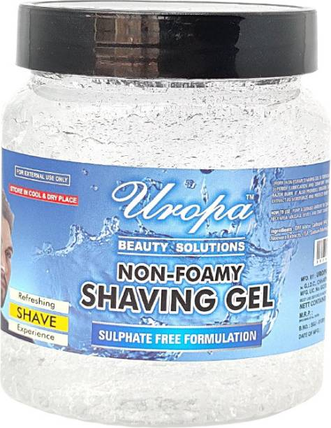 UROPA Non-Foamy Shaving Gel 500 ML