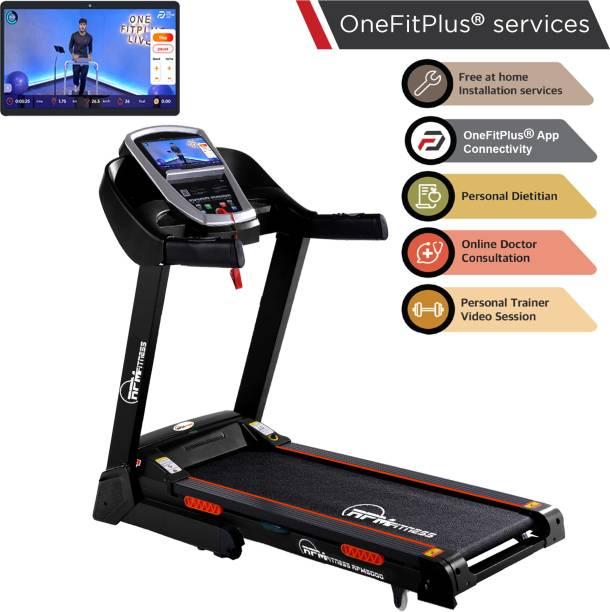 RPM Fitness RPM4000 4.5 HP Peak Motorized with Free installation Treadmill