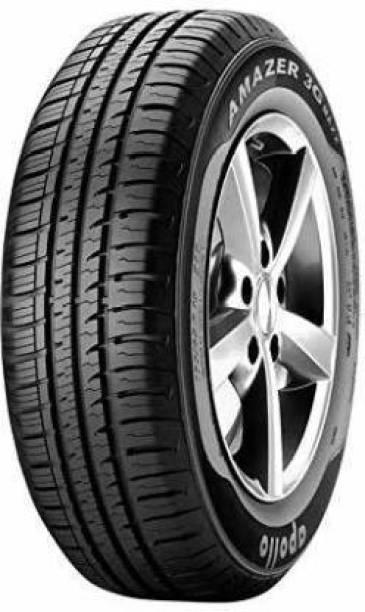 Apollo 165/80 R14 85T ( Set of 2 ) 4 Wheeler Tyre
