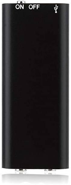 V.T.I HIDDEN 8GB INBUILT AUDIO VOICE RECORDER MP3 WITH EARPHONES 8 GB Voice Recorder