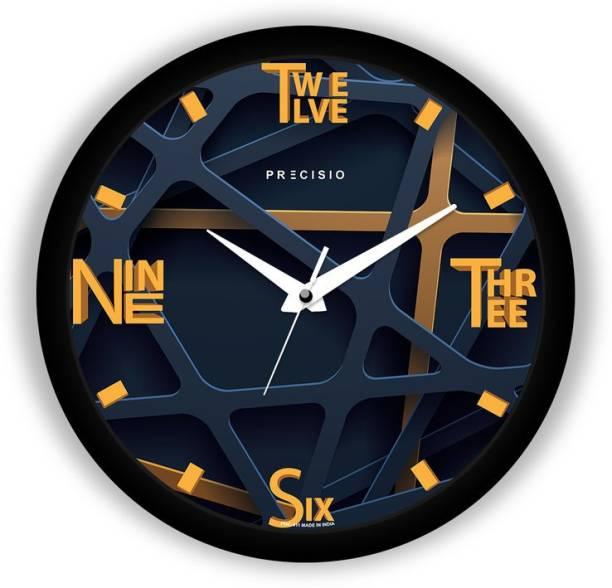 E Deals Analog 25 cm X 25 cm Wall Clock