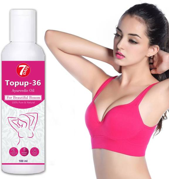 7 Days TopUp 36 Lotion Breast cream/ Breast enlargement cream for women/ breast size increase cream/ breast enhancement Cream/ Breast enhancement medicine/ breast size reducing Oil