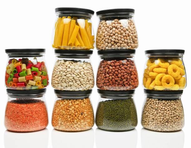 Centureum HANDI CONTAINERS For Kitchen Plastic Container  - 800 ml Plastic Grocery Container
