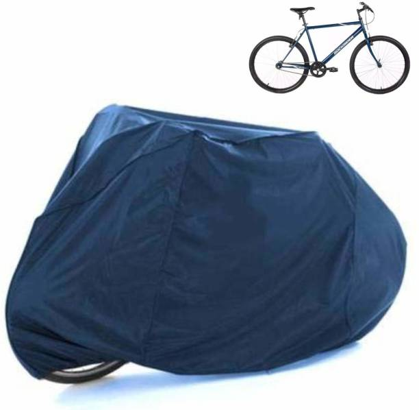 TYF Water Resistant Free Size Bicycle Cover Free Size