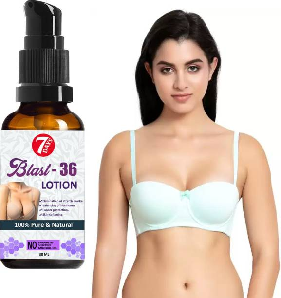 7 Days Blast-36 Lotion Cream For Breast Growth Breast Tightening softening Organic Nipple Cream Organic Nipple Cream
