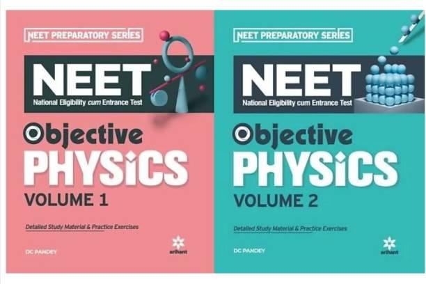 Arihant NEET PHYSICIES VOL 1, 2 DC PANDEYY