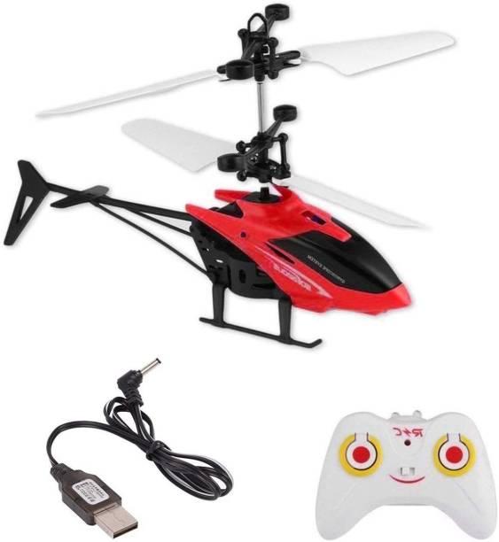 HEER Type Hand Sensor Flying Helicopter for Kids