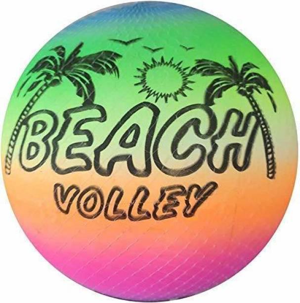 Pankhudi Beach Ball Soft for Kids Game Basketball - Size: 2