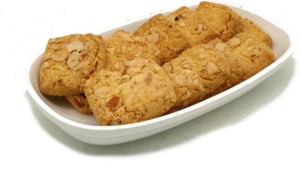 Biskutwala Old Delhi's Special Traditional Milk Badam Biscuits Cookies