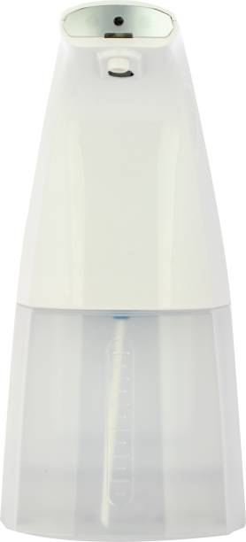 ENJOY the celebration people Automatic Sanitizer Stand Dispenser Touchless Infrared Equipped Motion Sensor, Waterproof Base, Suitable for Bathroom, Kitchen, Hotel, Restaurant 310 ml Sanitizer Stand Dispenser
