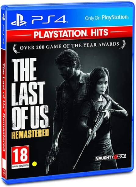 The Last of Us Remastered (PlayStation Hits)