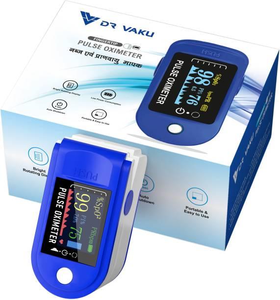 DR VAKU Pulse Oximeter Fingertips Pulse Oximeter
