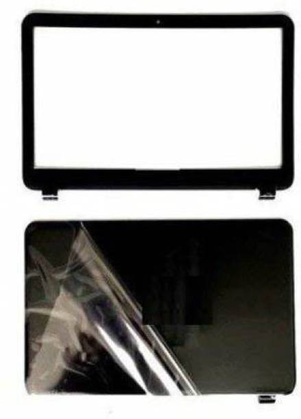 TechforLap Top Back Cover Laptop with Front Bezel and Hinges ABH for APavilion 15 R201NJ LCD 15 inch Replacement Screen