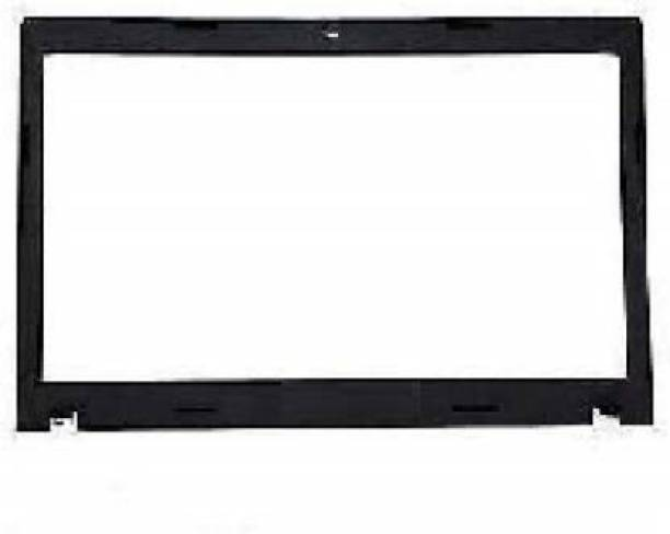 TechforLap Top Back Cover Laptop with Front Bezel and Hinges for G500 G505 G510 (Black) LCD 15.6 inch Replacement Screen