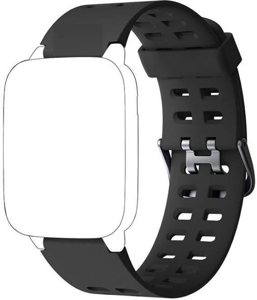 Ali Creation Silicone Sport Replacement Strap Smart Watch Strap