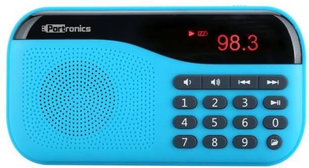 Portronics Plugs, POR 142 2.5 W Mobile/Tablet Speaker