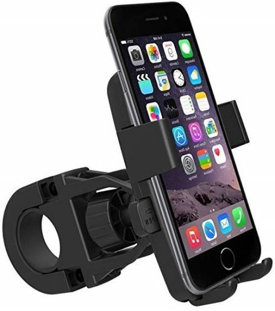 AlexVyan By-cycle Mobile Holder for All Bike and Bicycle Adjustable and 360 Degree Rotation Bicycle Phone Holder