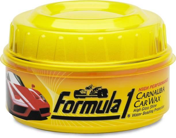 Formula 1 Carnauba Paste Wax for Exterior