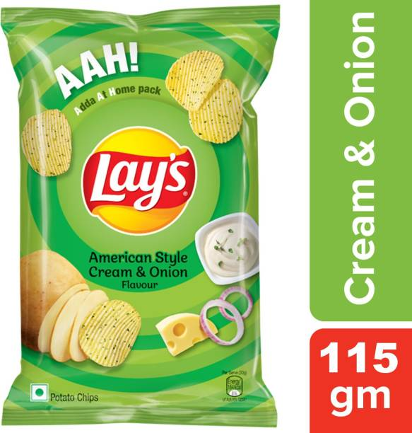 Lay's American Style Cream and Onion Chips