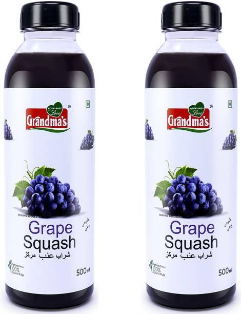 Grandmas Grape Squash