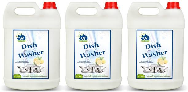 VR HOME PRODUCT High Action Dishwashing Liquid - 15L Dishwash Bar
