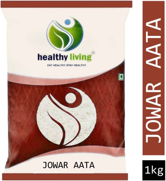 healthy living GLUTEN FREE JOWAR AATA - 1KG