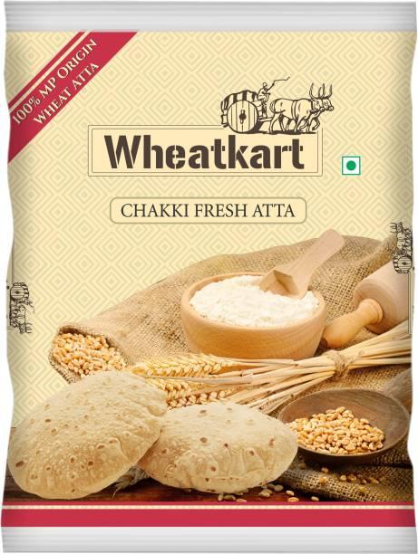WHEATKART Chakki Fresh Atta