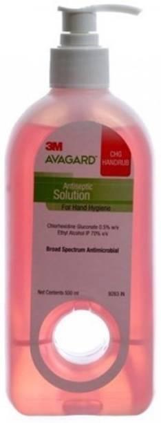 3M AVAGARD CHG HANDRUB 500ML Hand Wash Pump Dispenser