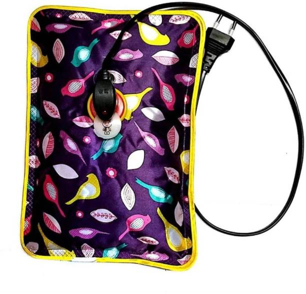 CRETO Gel Electric Warm Bag for Pain Relief Heating Pad Electric 1 L Hot Water Bag