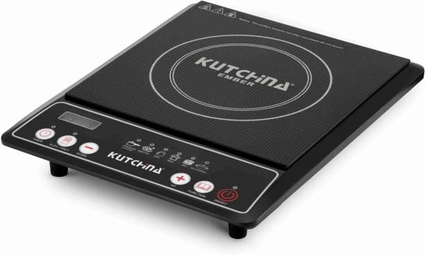 Kutchina Ember 2000 Watt Induction cooktop Push Button Induction Cooktop