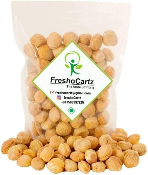 FreshoCartz Jumbo Dried Apricots Organic (Khumani, Khurmani, Khurbani, Jardalu, Prunu) High Quality (Grade - Big Size) + Free Delivery Apricots