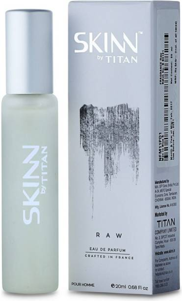 SKINN by TITAN Raw - Single Pack Eau de Parfum  -  20 ml