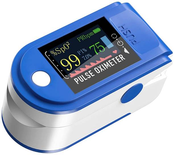CRETO New Pulse Oximeter with LED Display and Auto Power off Feature Pulse Oximeter